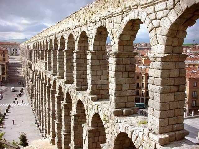 Acueducto, Segovia