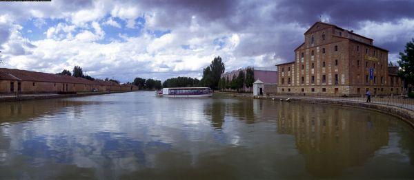 Tren del canal de Castilla, 29 de agosto 1
