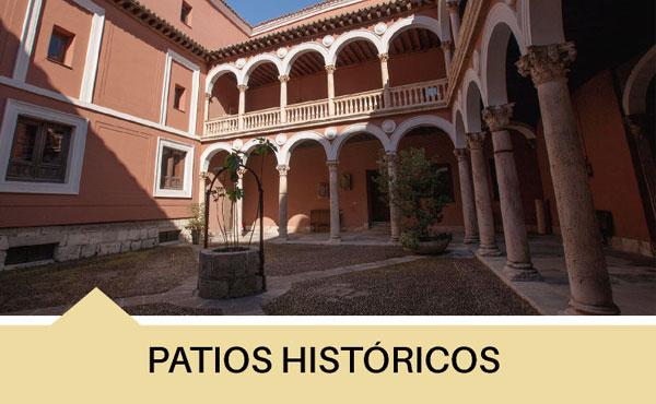 PATIOS HISTÓRICOS