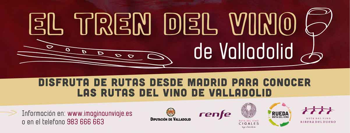 Wine Train to Valladolid 2019