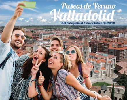 Paseos Verano Valladolid